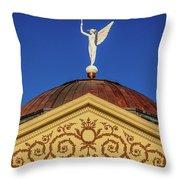 Arizona State Capitol Building Throw Pillow
