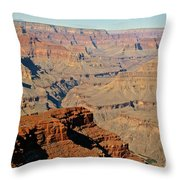 Arizona's Grand Canyon Throw Pillow