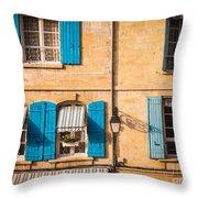 Arles Windows Throw Pillow