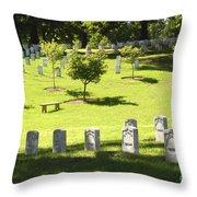 Arlington National Cemetery - 540 Throw Pillow