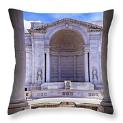 Arlington National Cemetery Throw Pillow