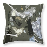 Armour Throw Pillow