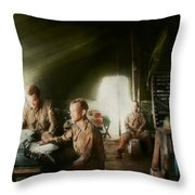 Army - Administration Throw Pillow