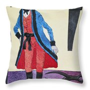 Army Surgeon, C1800 Throw Pillow