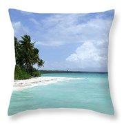 Arno Island Throw Pillow