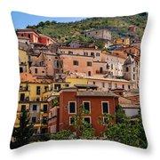 Arpino City Throw Pillow