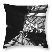 Arrested By The Light Throw Pillow