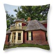 Arrow Rock - John P Sites Home Throw Pillow
