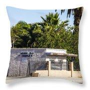 Arrowhead Temple Throw Pillow