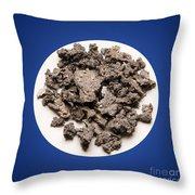 Arsenic Throw Pillow