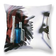 Art 4b Throw Pillow