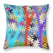 Art Abstract Background 14 Throw Pillow