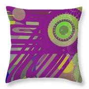 Art Deco Explosion 6 Throw Pillow