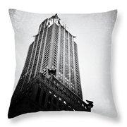 Art Deco Grandeur Throw Pillow