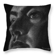 Art In The News 40-self Portrait Throw Pillow