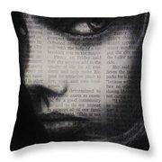 Art In The News 9 Throw Pillow