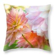 Art Of The Feminine Throw Pillow