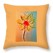 Art Therapy 135 Throw Pillow