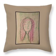 Art Therapy 137 Throw Pillow