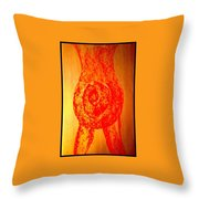Art Therapy 138 Throw Pillow