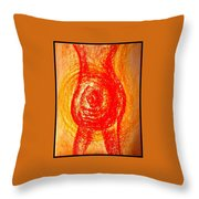 Art Therapy 141 Throw Pillow