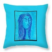 Art Therapy 146 Throw Pillow