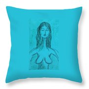 Art Therapy 150 Throw Pillow