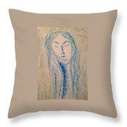 Art Therapy 152 Throw Pillow