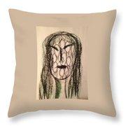 Art Therapy 162 Throw Pillow