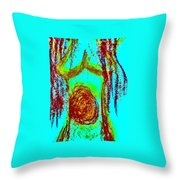 Art Therapy 169 Throw Pillow