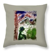 Art Therapy 172 Throw Pillow