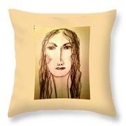Art Therapy 194 Throw Pillow