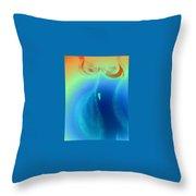 Art Therapy 26 Throw Pillow