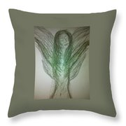 Art Therapy 48 Throw Pillow