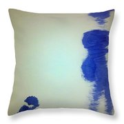 Art Therapy 6 Throw Pillow