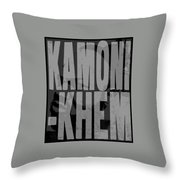 Arteeest Throw Pillow