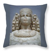Artemis Throw Pillow by Ellen Henneke