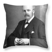 Arthur James Balfour (1848-1930) Throw Pillow