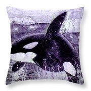 Artic Throw Pillow