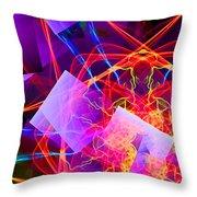 Artificial Intelligence Throw Pillow