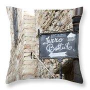 Artigiano - Tuscany Throw Pillow
