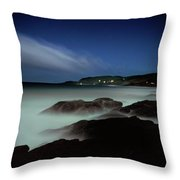 Artillery Rocks Looking Back To Kennet Throw Pillow