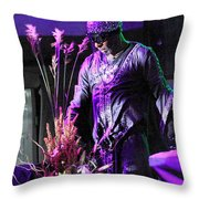 Artist Rw2k14 Throw Pillow
