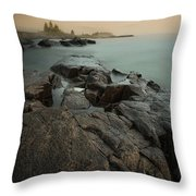 Artists Point Throw Pillow