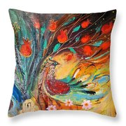 Artwork Fragment 05 Throw Pillow