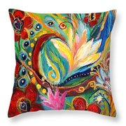 Artwork Fragment 26 Throw Pillow