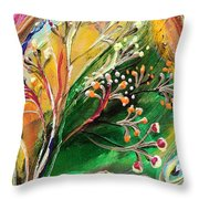 Artwork Fragment 48 Throw Pillow