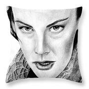 Arwen Undomiel Throw Pillow