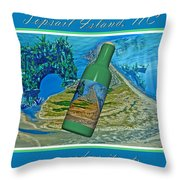 As Good As It Gets Throw Pillow by Betsy Knapp
