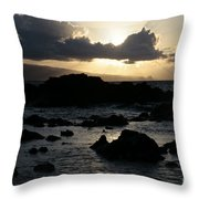 As Once The Winged Energy Throw Pillow